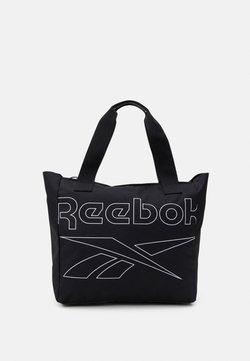 Reebok - WOMENS ESSENTIALS TOTE - Sports bag - black