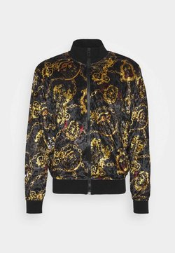 Versace Jeans Couture - MAN LIGHT  - Bombertakki - nero