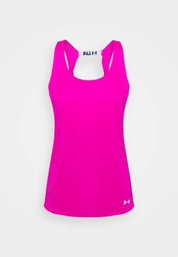 Under Armour - FLY BY TANK - Top - meteor pink