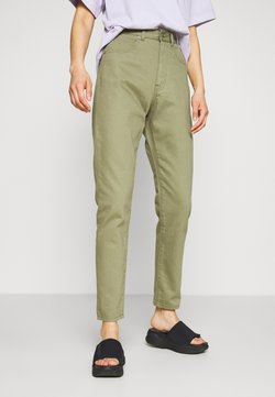Dr.Denim - NORA - Relaxed fit jeans - light emerald