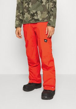 O'Neill - HAMMER SLIM PANTS - Talvihousut - fiery red