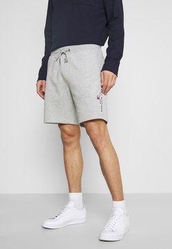 Tommy Hilfiger - ESSENTIAL - Shorts - medium grey heather