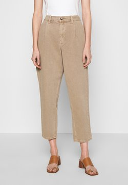 Lounge Nine - MILNA PANT - Jeans baggy - silver mink