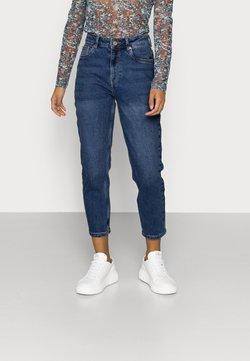 Vero Moda Petite - VMJOANA MOM - Jean slim - medium blue denim
