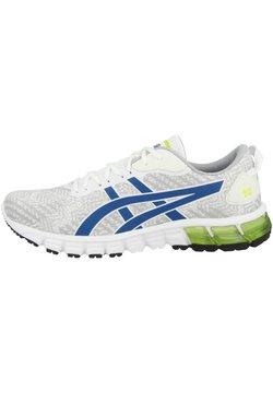 ASICS - GEL-QUANTUM 90 - Chaussures de running stables - white-directoire blue