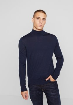 Samsøe Samsøe - FLEMMING TURTLE NECK - Pullover - night sky