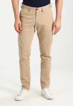 GANT - Trousers - khaki