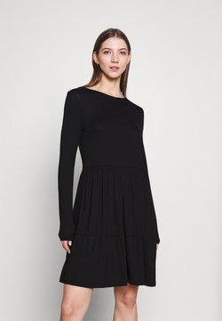 Even&Odd - Vestido ligero - black
