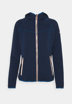 Icepeak - BERRYVILLE - Fleecejacke - dark blue