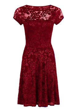 HotSquash - LACE - Cocktailkleid/festliches Kleid - red