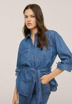 Mango - GAIA - Camisa - blue
