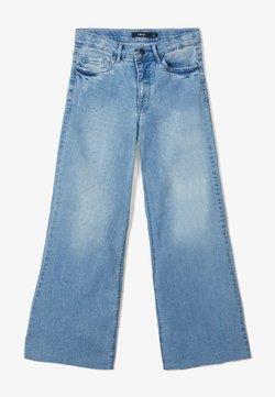 LMTD - Jeans Relaxed Fit - light blue denim