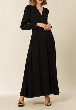 IVY & OAK - LIME - Vestido largo - black