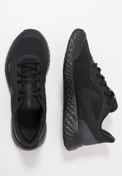 Nike Performance - REVOLUTION 5 UNISEX - Juoksukenkä/neutraalit - black/anthracite