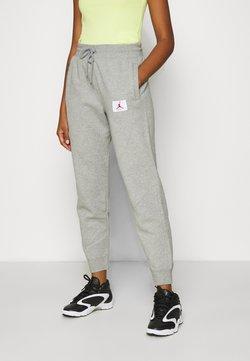 Jordan - FLIGHT PANT - Jogginghose - grey heather