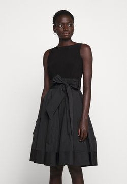 Lauren Ralph Lauren - MEMORY DRESS COMBO - Cocktail dress / Party dress - black