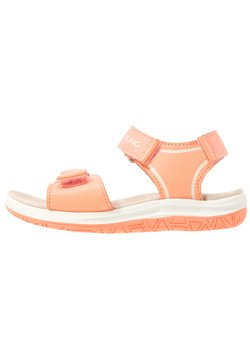 Viking - OLIVIA - Walking sandals - coral/light pink