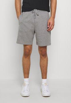 Calvin Klein Jeans - SIDE LOGO - Jogginghose - mid grey heather