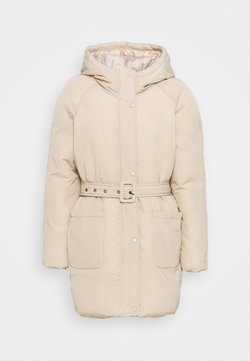 ONLY - ONLSYDNEY BELTED PUFFER - Cappotto invernale - humus