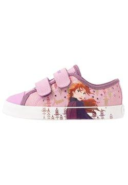 Geox - CIAK GIRL FROZEN ELSA - Sneaker low - pink/mauve