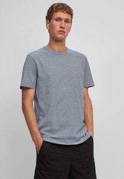 Marc O'Polo DENIM - T-Shirt print - multi/estate blue