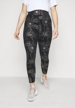 Nike Sportswear - Leggingsit - black