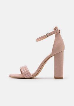 Even&Odd - Sandalen met hoge hak - light pink
