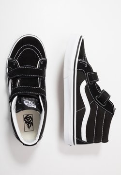 Vans - SK8-MID REISSUE - Sneakers hoog - black/true white