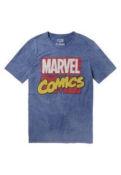 Re:Covered - MARVEL COMICS - T-shirt print - blau