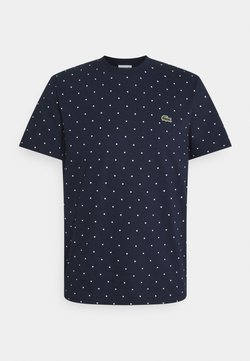 Lacoste - T-Shirt print - navy blue