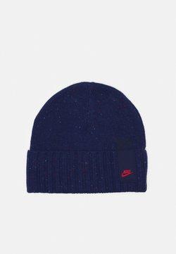 Nike Sportswear - BEANIE CUFFED UNISEX - Bonnet - blue void