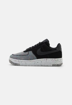 Nike Sportswear - AIR FORCE 1 CRATER - Sneaker low - black/photon dust/dark smoke grey