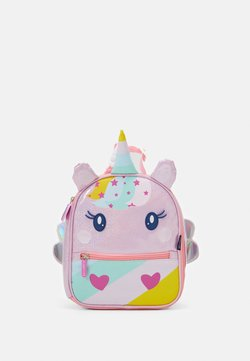 Sunnylife - UNICORN KIDS LUNCH BAG - Matlåda - pink