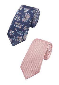 Next - TWO PACK - Krawatte - pink