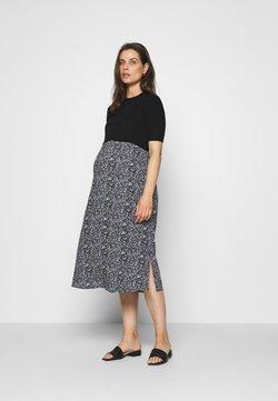 Seraphine - ROOPA ITSY FLORAL DRESS - Vestido informal - black