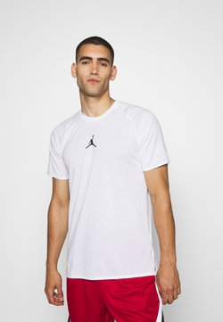 Jordan - AIR - Printtipaita - white/black