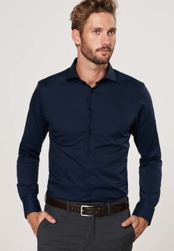 PROFUOMO - SLIM FIT - Businesshemd - navy