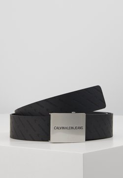 Calvin Klein Jeans - UNIFORM  - Vyö - black