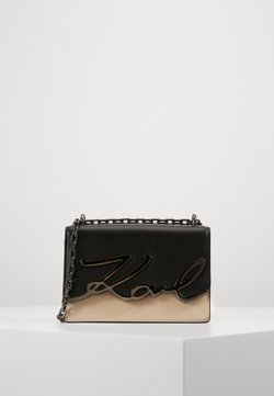 KARL LAGERFELD - SIGNATURE SMALL SHOULDERBAG - Torba na ramię - multi