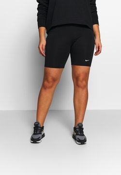 Nike Sportswear - LEGASEE BIKE PLUS - Shorts - black/white