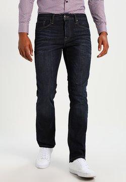 Jack & Jones - JJCLARK - Straight leg -farkut - blue denim