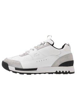 Lacoste - URBAN BREAKER - Sneaker low - white/light grey