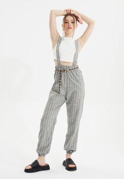 Trendyol - Tuta jumpsuit - green
