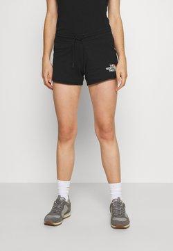 The North Face - RAINBOW SHORT - kurze Sporthose - black graphic