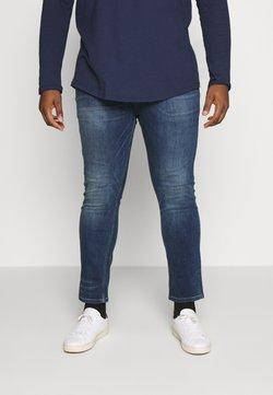 Burton Menswear London - BIG - Slim fit jeans - mid blue