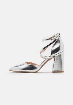RAID - LIANNI - Zapatos altos - silver