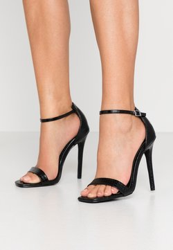 BEBO - ALARA - High Heel Sandalette - black