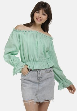 myMo - Bluse - minze