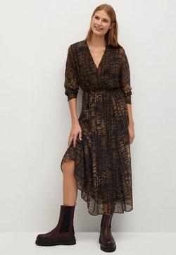 Mango - CONGO - Korte jurk - braun