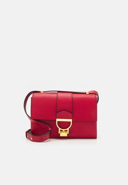 Coccinelle - ARLETTIS - Borsa a tracolla - ruby